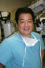 Randall Wong, M.D., Retina Specialist in Fairfax, Virginia, 22030