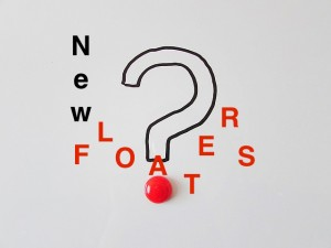What to do with new floaters.  Randall Wong, M.D., Retina Specialist, Fairfax, Virginia